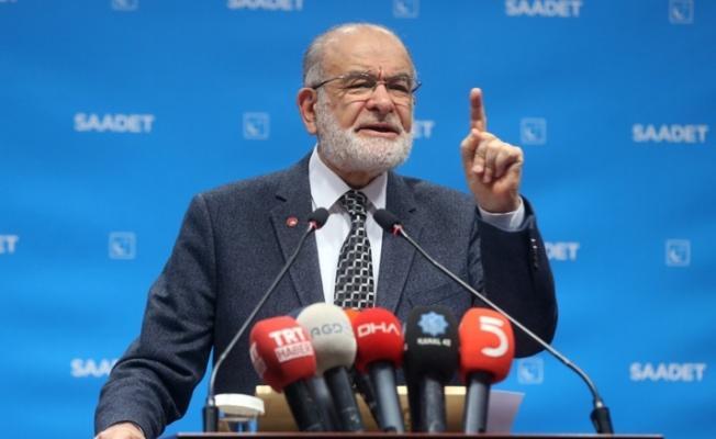 Temel Karamollaoğlu Ahmet Davutoğlu Ali Babacan ve Abdullah Gül ile görüşeceğini açıkladı!
