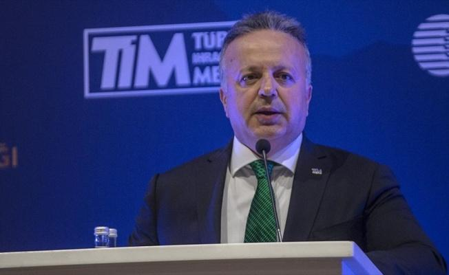 TİM Başkanı Gülle: İhracat Ana Planı'nı bir manifesto olarak görüyoruz