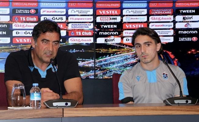 Trabzonspor Teknik Direktörü Karaman: Aldığımız skor avantaj ancak her şey bitmedi