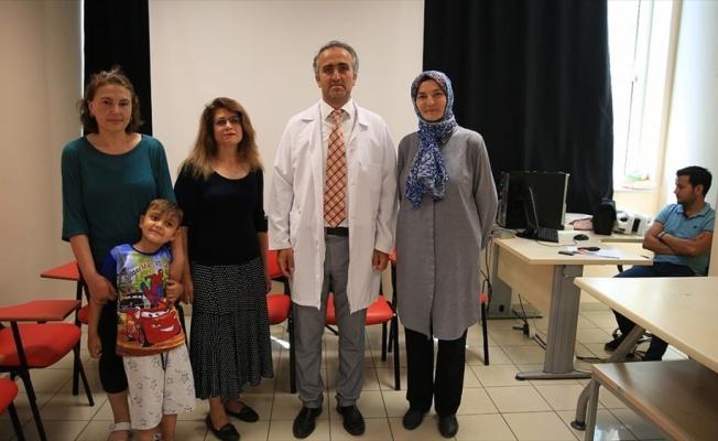 'Tüp mide ameliyatı'yla zayıflayıp hastalıklarından kurtuldular