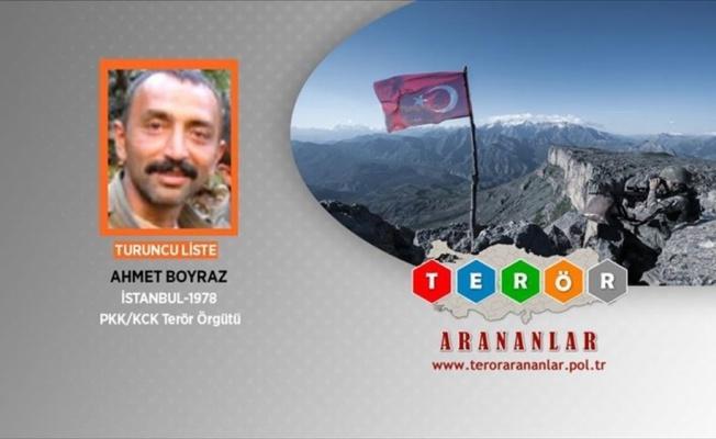 Turuncu kategorideki terörist, asker ve sivil katili çıktı