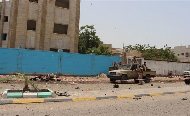 Yemen'de hükümet güçleri Aden Havalimanı'nda kontrolü sağladı