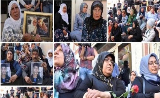 154 aşiretten Diyarbakır annelerine destek