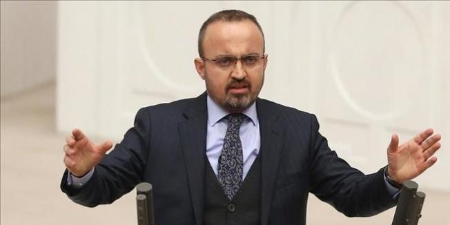 Bülent Turan: Arınç'ın son dönemde çıkışları oldu tasvip etmiyorum.