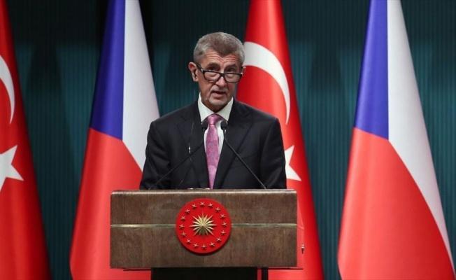 Çekya Başbakanı Babis: Erdoğan'ın çözüm önerisi çok iyi