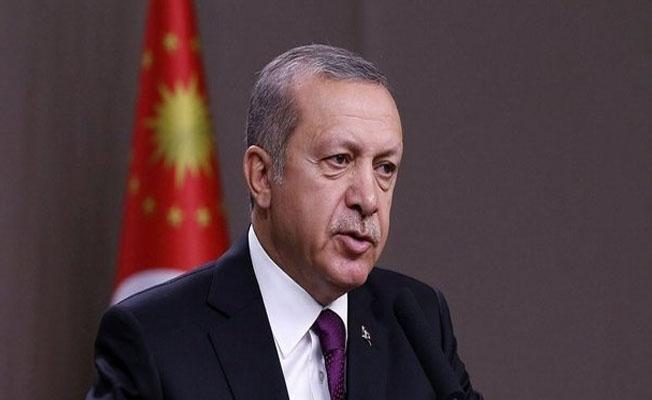 Erdoğan: Bölgedeki barış için bu adımı atmak zorundaydık