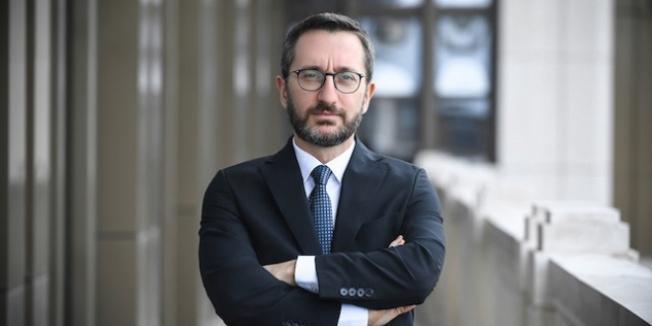 Fahrettin Altun'dan Amerikan kamuoyuna FETÖ uyarısı