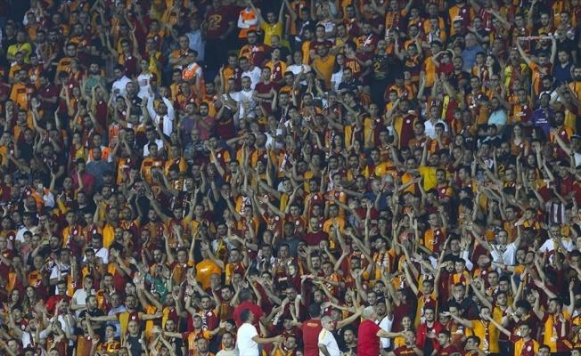 Galatasaray Passolig'de 1 milyon taraftara yaklaştı