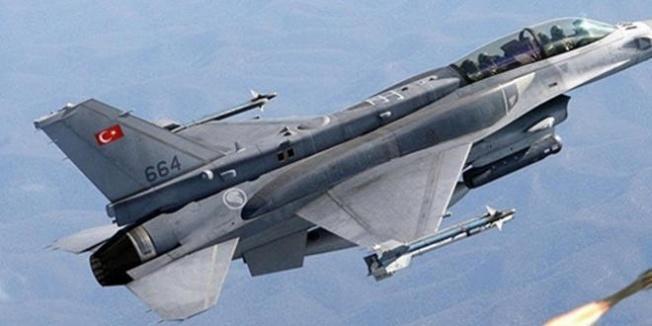 İHA'lar buldu, savaş uçakları 5 teröristi etkisiz hale getirdi
