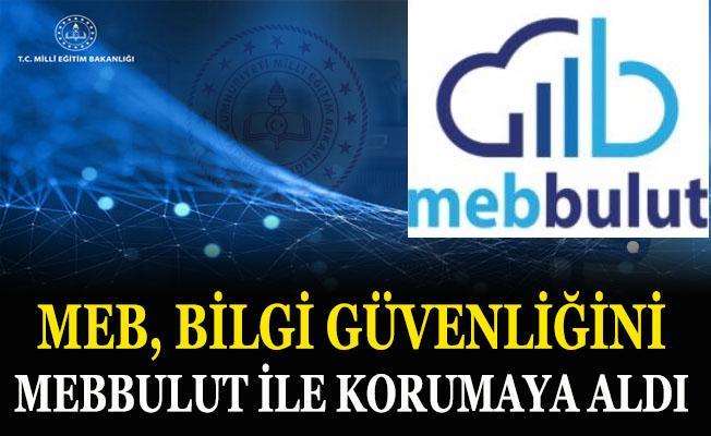 MEB bilgi güvenliğini 'MEBBulut' ile sağlayacak