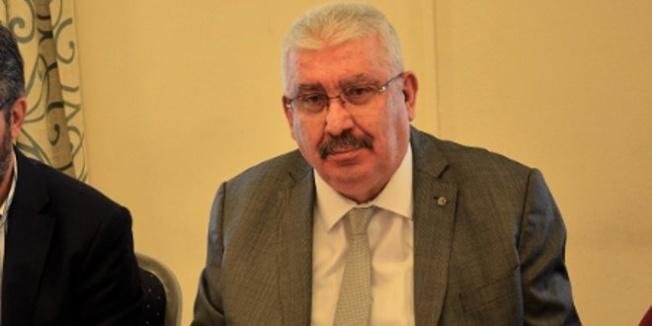 MHP'li Yalçın'dan gazeteci Balbay'a cevap