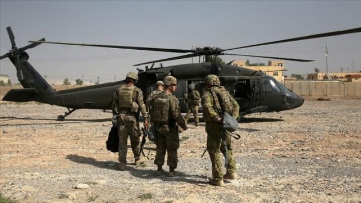 ABD Ayn El Arab'daki üslerini boşaltarak imha etti