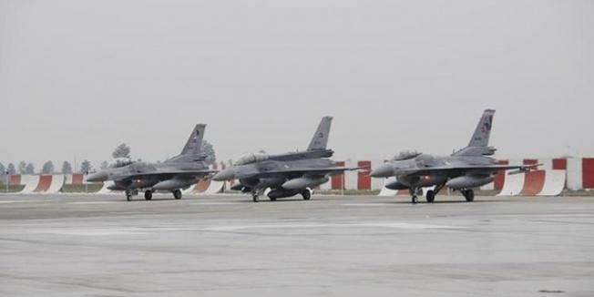 Diyarbakır'da hava hareketliliği