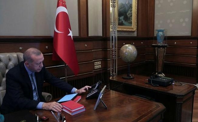 Erdoğan, Barış Pınarı Harekatı ile ilgili liderleri aradı