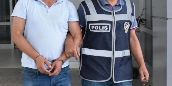 Rüşvet aldıkları iddiasıyla 2 polis müdürü tutuklandı