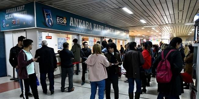 Ankara Büyükşehir'den öğrencilere ulaşımda kolaylık