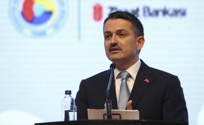 Bakan Pakdemirli: Türkiye tarımını dünya markası yapacağız