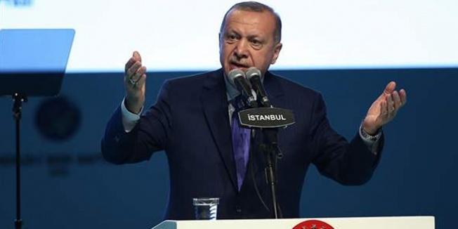 Erdoğan, Mevlid-i Nebi Haftası Açılış Programında konuştu