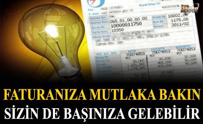 KDK'den elektrik faturası kararı