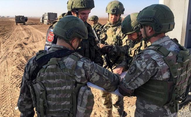 MSB: Fırat'ın doğusunda 8'inci ortak kara devriyesi gerçekleştirildi