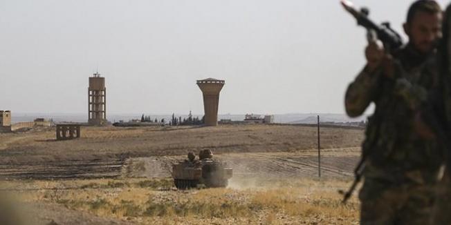 Resulayn kırsalında PYD/YPG'li 10 terörist yakalandı
