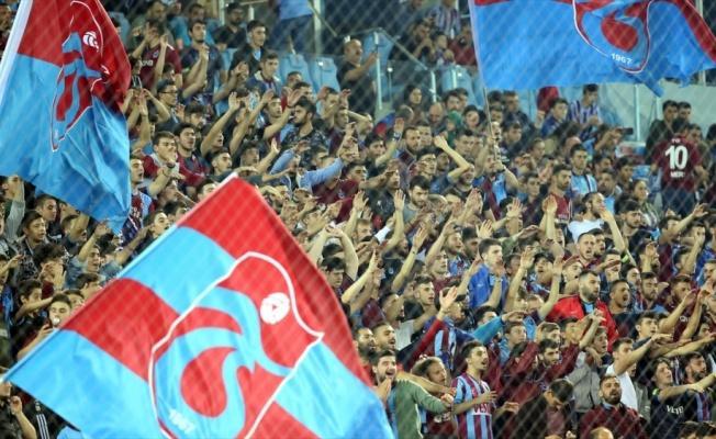 Trabzonspor'un geliri de seyirci sayısı da arttı