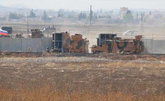 Türk-Rus ortak kara devriyesi provokasyonlara rağmen kararlılıkla sürdürülüyor
