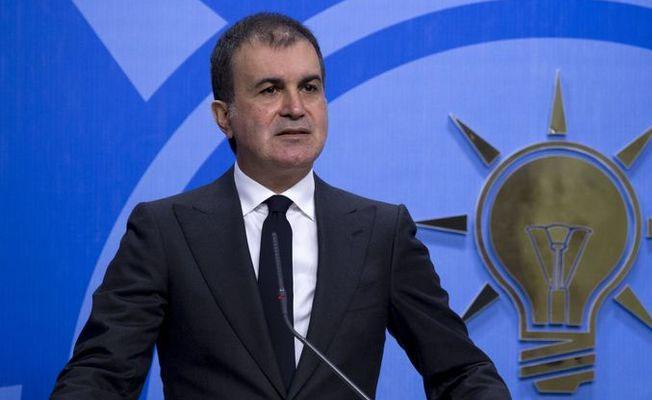 AK Parti Sözcüsü Çelik'ten 'Adil Öksüz' açıklaması