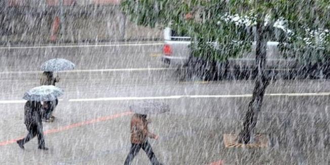Meteorolojiden karla karışık yağmur ve kar uyarısı