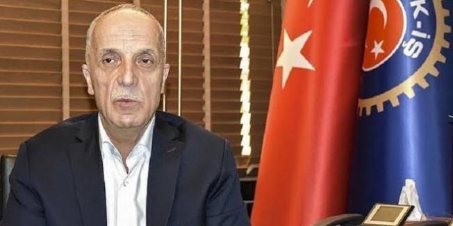 Türk-İş Başkanı Atalay: En azından nefes alacak bir asgari ücret alalım