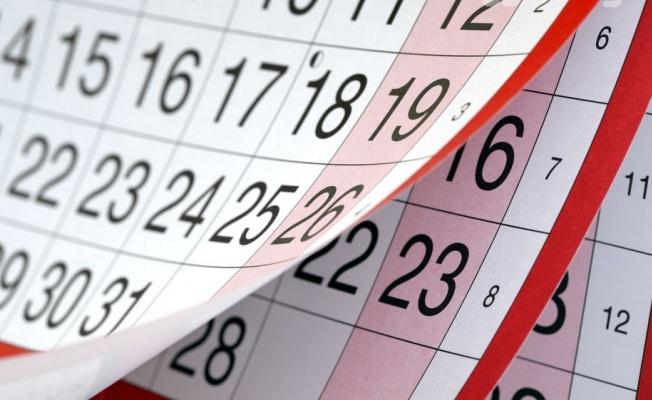 Yılbaşı günü resmi tatil mi? İşte 2020 yılı resmi tatiller listesi…