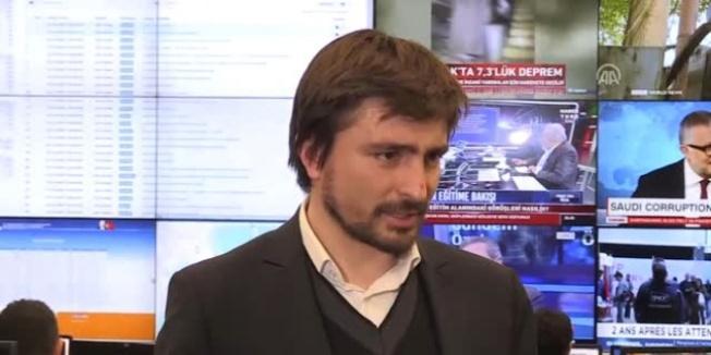 AFAD Başkanı Güllüoğlu: Ekiplerimiz saha taramasına başladı