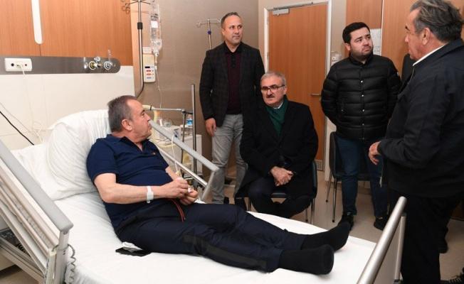 Antalya Büyükşehir Belediye Başkanı Muhittin Böcek hastaneye kaldırıldı!