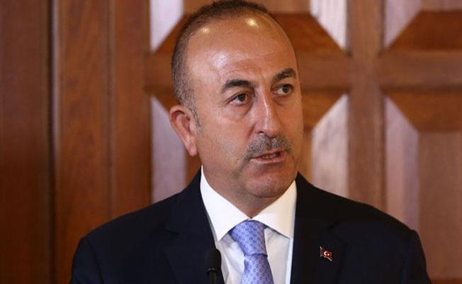 Dışişleri Bakanı'ndan 'Hafter'in masadan ayrılma' açıklaması
