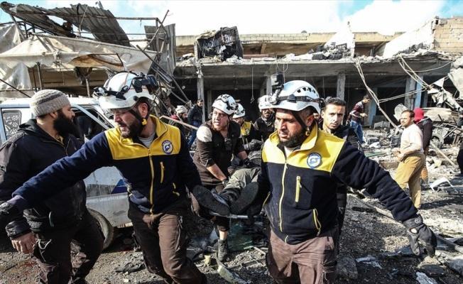 Esed rejimi ve Rusya'nın İdlib'deki saldırılarında 39 sivil daha öldü