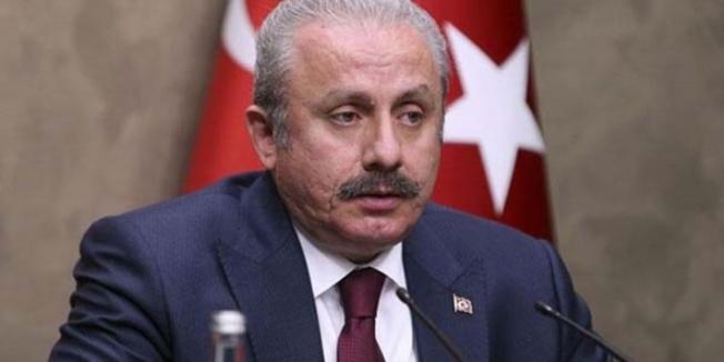 Meclis Başkanı Şentop'tan 'FETÖ'nün siyasi ayağı' açıklaması