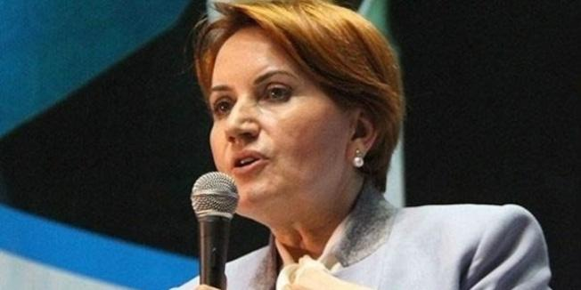 Meral Akşener: Seçime Tayyip Bey karar verecek