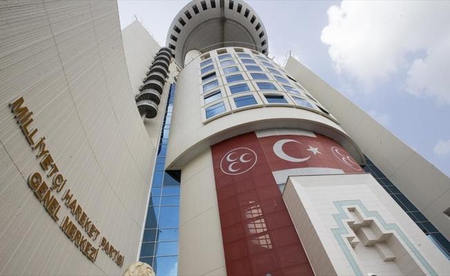 MHP, Kaynaşlı Belediye Başkanı Şahin'in istifasını istedi