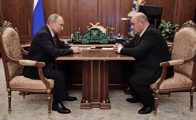 Putin'in yeni başbakan adayı belli oldu