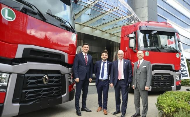 Renault Trucks, Türkiye'de uzun yıllar kalmayı planlıyor