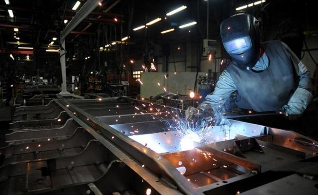 Türkiye'de sanayinin çarkları AB'den hızlı döndü