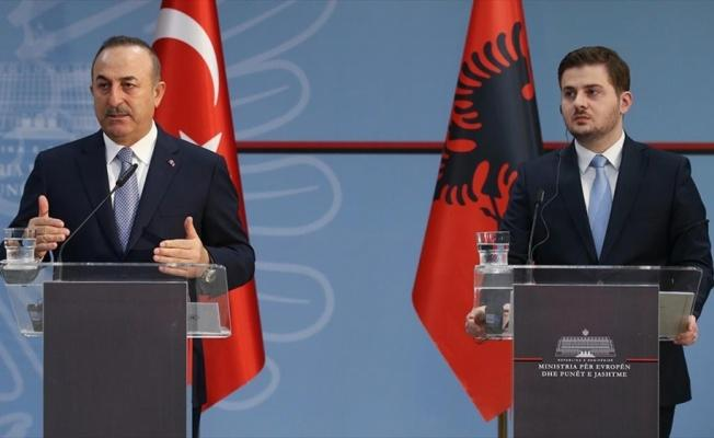 Arnavutluk Dışişleri Bakan Vekili Cakaj: Türkiye, NATO'da en değerli müttefiklerden biri