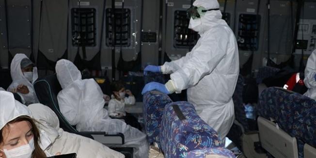 Çin'den tahliye edilen vatandaşların gözlem süresi yarın sona eriyor