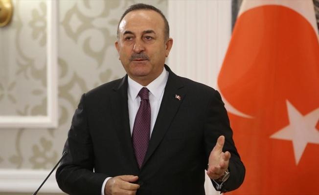 Dışişleri Bakanı Çavuşoğlu: Rejimin garantörleri Rusya ve İran'ın rejimin saldırganlığını durdurmalı