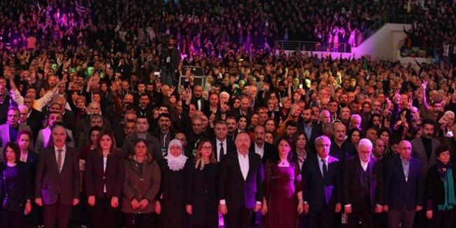 HDP Kongresindeki slayta soruşturma: 15 gözaltı