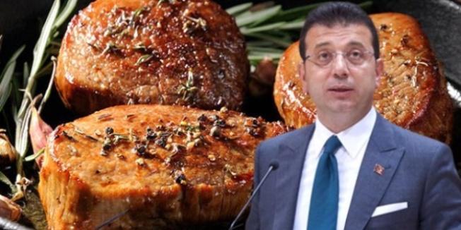 İBB'den '235 milyonluk antrikotlu yemek' iddiasına yanıt