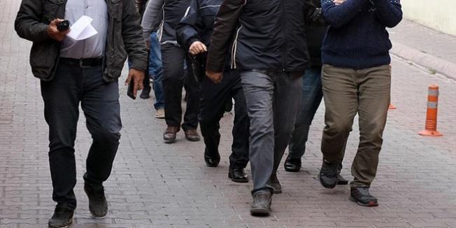 Kamu görevlilerinin de olduğu 10 kişiye 'rüşvet' gözaltısı
