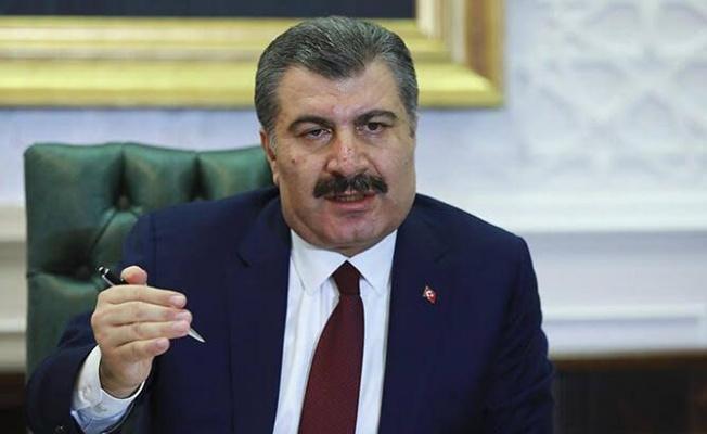 Sağlık Bakanı Fahrettin Koca'dan son dakika koronavirüs açıklaması