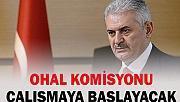 OHAL Komisyonu çalışmaya başlayacak