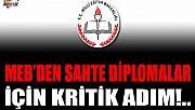 MEB'den Sahte Diplomalar İçin Kritik Adım!